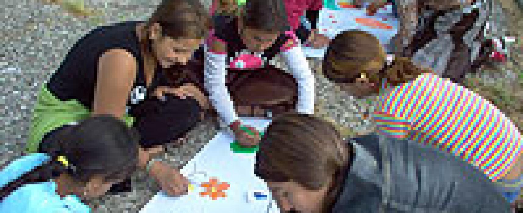 Πασχαλινή Εκδήλωση Τσιγγανοπαίδων Μαθητών