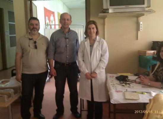 Δελτίο τύπου: «Με επιτυχία ολοκληρώθηκε η εθελοντική αιμοδοσία στο Δήμο Σοφάδων»