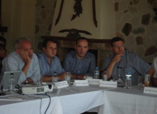 Δελτίο τύπου: «Συμμετοχή του Δήμου Σοφάδων, στο Δίκτυο Πόλεων με λίμνες»