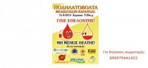 melisssoxori afisa podhlatodromias