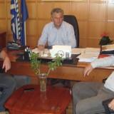 Συνάντηση εργασίας με τον Αντιπεριφερειάρχη κ. Ορέστη Ψαχούλα είχε ο Δήμαρχος Σοφάδων