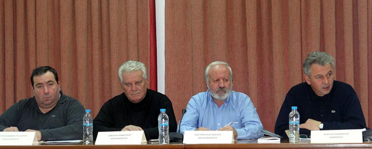 Ο Δήμος Σοφάδων σχεδιάζει το μέλλον μαζί  με την κοινωνία