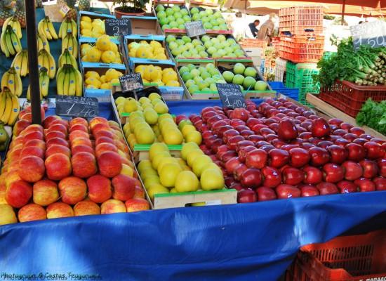 Κλειστή η λαϊκή αγορά Σοφάδων, εκτάκτως, αύριο Σάββατο 21-3-2020