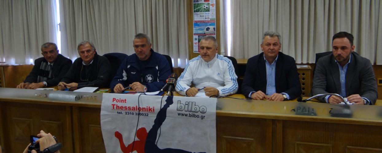 Σπουδαίο ποδοσφαιρικό camp από την Ποδοσφαιρική Ακαδημία Σοφάδων