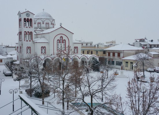 Κλειστά θα παραμείνουν την Τρίτη όλα τα σχολεία του Δήμου Σοφάδων λόγω της παρατεταμένης κακοκαιρίας