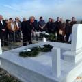 Επιμνημόσυνη δέηση στον τάφο του ήρωα Γεωργίου Λάιου