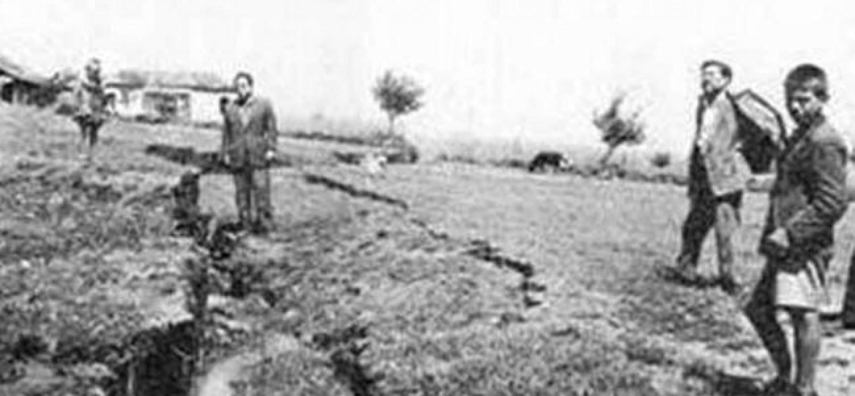 Εμπειρίες και διδάγματα από το σεισμό του 1954