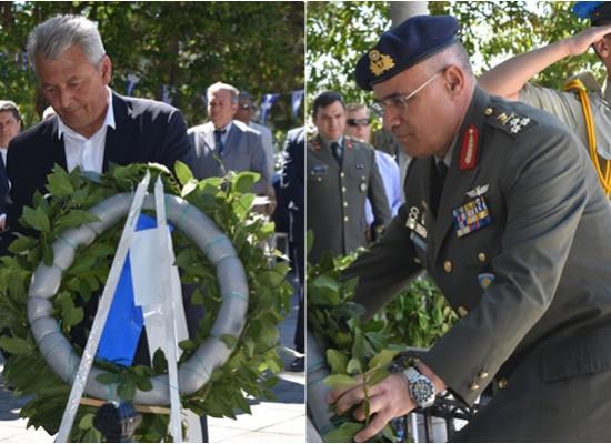 Εκδήλωση τιμής και μνήμης σημαντικών ιστορικών γεγονότων στην Ανάβρα