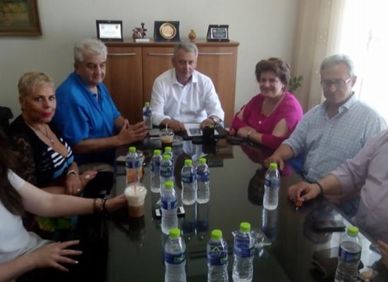 Σύσκεψη στο Δημαρχείο Σοφάδων για τις δομές πρωτοβάθμιας υγείας