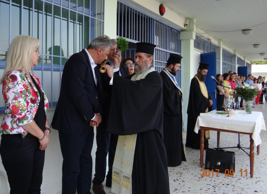 Πρώτο κουδούνι στα σχολεία του Δήμου Σοφάδων