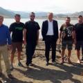 Με μεγάλη επιτυχία ο διαγωνισμός ψαρέματος στη λίμνη Σμοκόβου