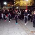 Σε εορταστική ατμόσφαιρα η πόλη των Σοφάδων άναψε το Χριστουγεννιάτικο δέντρο