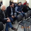 Σύσκεψη για την αντιπλημμυρική προστασία στο Λεοντάρι