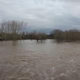 Κινδυνος πλημμυρικων φαινομενων τις επομενες ωρες της 13ης Ιανουαρίου 2018 στην ευρυτερη περιοχη του Δημου μας