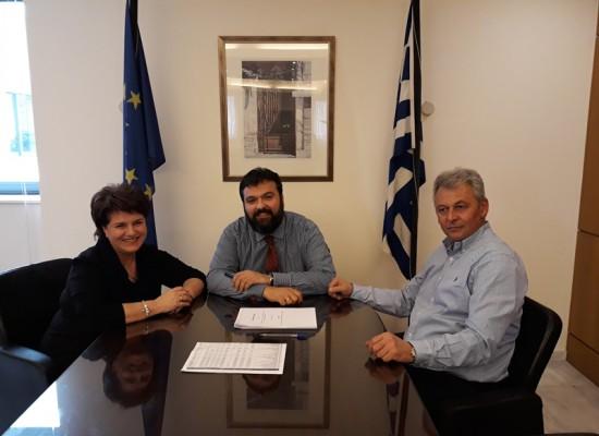 Δημοτικό Στάδιο Σοφάδων: Υπεγράφη η προγραμματική σύμβαση 120.000 € για την αναβάθμισή του