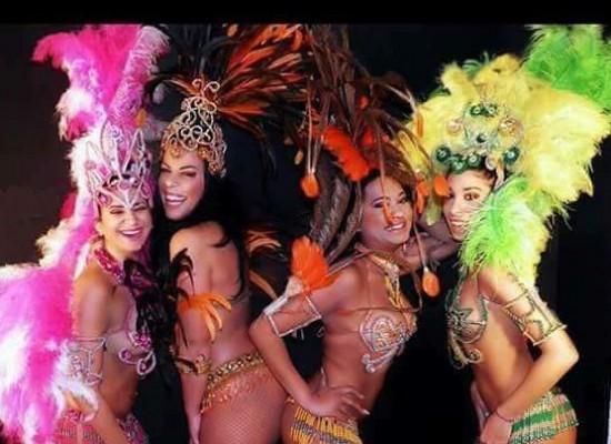 «Βραζιλιάνικο χρώμα» στο καρναβάλι Σοφάδων