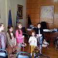 «Λαζαρίνες» στο Δημαρχείο Σοφάδων