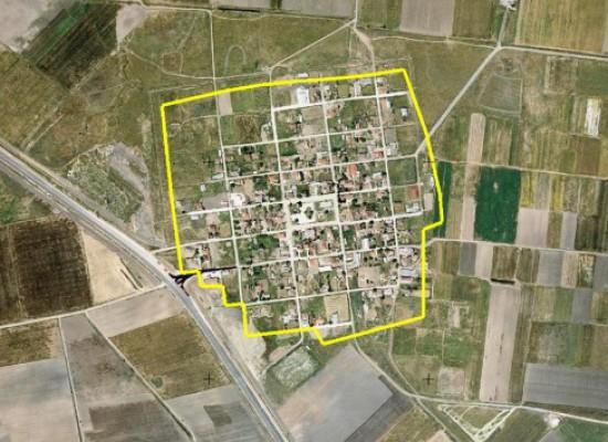 Προτάσεις για Οριοθετήσεις οικισμών Θραψιμίου, Νέου Ικονίου, Ρεντίνας