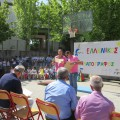 Γιορτή λήξης του Δημοτικού Σχολείου Λεονταρίου