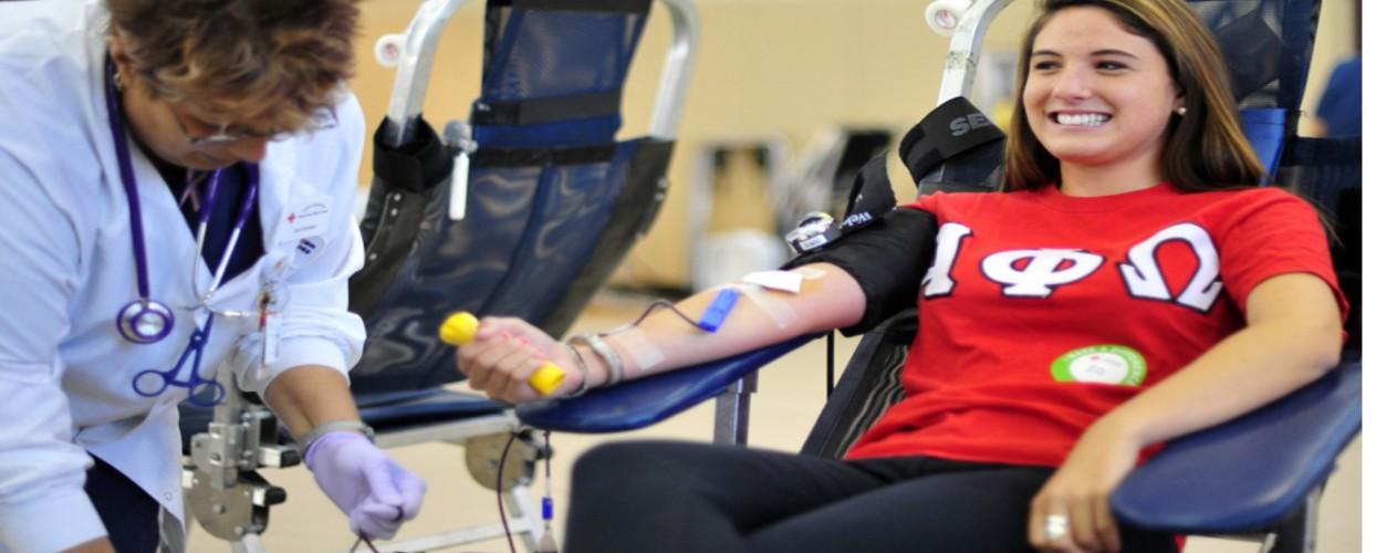 Ποδηλατική δράση για προώθηση της Εθελοντικής αιμοδοσίας