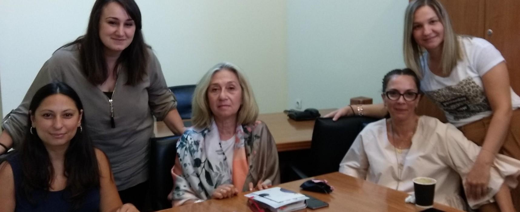 Συνέχιση στις Δράσεις Δικτύωσης Κέντρου Κοινότητας Σοφάδων