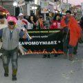 Φαντασμαγορική η Αποκριάτικη παρέλαση στους Σοφάδες