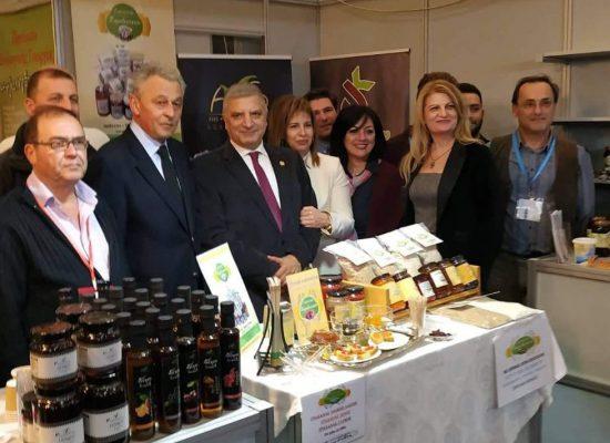 Ο Δήμος Σοφάδων συμμετέχει δυναμικά στην 7η έκθεση ΕΞΠΟΤΡΟΦ