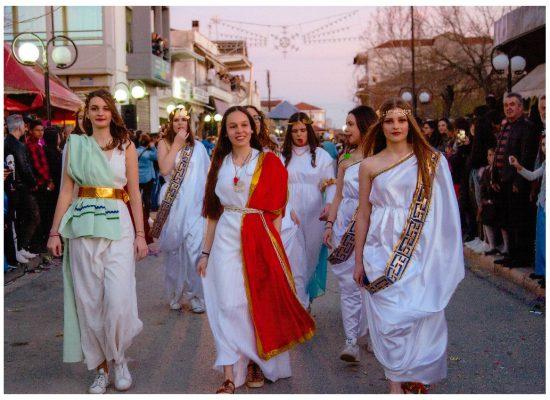 Χαιρετισμός Αντιπεριφερειάρχη Καρδίτσας & Δημάρχου Σοφάδων για το Καρναβάλι Σοφάδων 2020