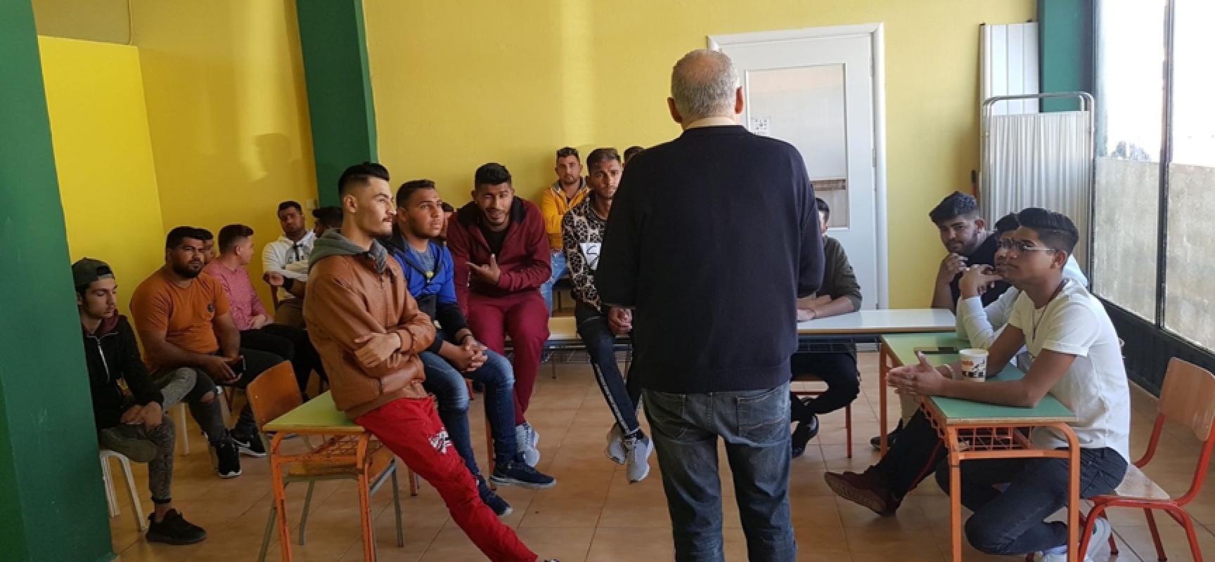 Ενημερωτική συνάντηση της ΑΝΚΑ στο Παράρτημα Ρομά Σοφάδων